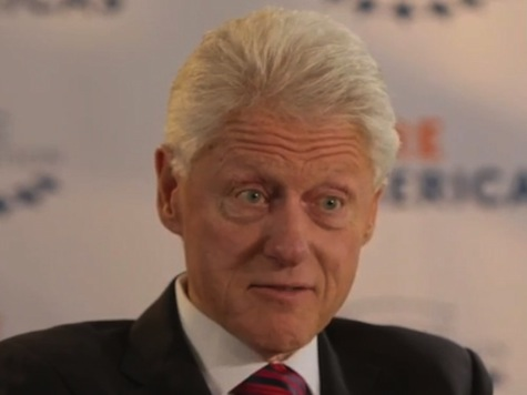 Bill Clinton: Torture Report Shows America's Honesty