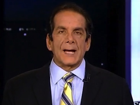 Krauthammer: Liz Warren's Shutdown Threat a 'Festival of Hypocrisy'