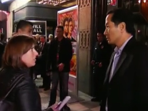 Sony Spox Shuts Down Actor During Local News Interview