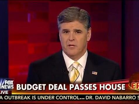 Hannity: 'John Gruber Boehner' 'Should Not Be Speaker'