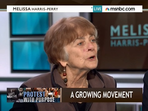 MSNBC Guest: 'I Can't Breathe' Movement Must 'Cause Trouble' to Be Effective