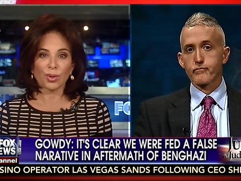 Gowdy: Gruber Work Product to Be Reviewed for Possible Fraud, Perjury