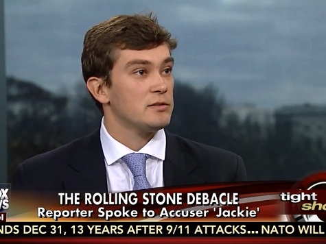 WaPo Reporter: UVA's 'Jackie' Felt 'Manipulated' by Rolling Stone