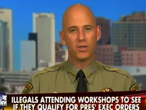 Az Sheriff Babeu: Obama Executive Order Could Give As Many As 20 Million Amnesty