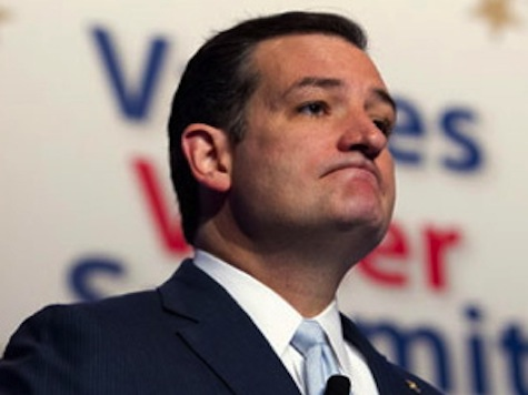 Cruz: I'm Not Trying to Play the Washington Rules, I'm Trying to Change the Rules