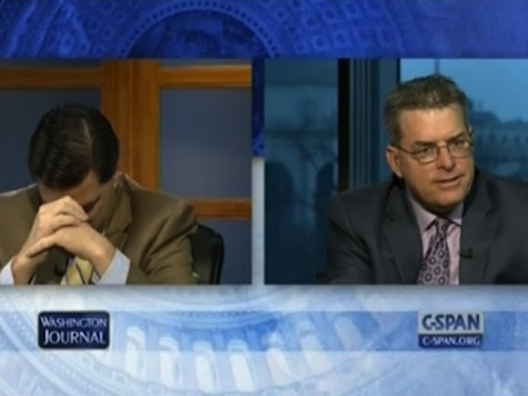 'Oh God, It's Mom': Bickering Brother Pundits' Mother Calls Live on C-SPAN to Scold