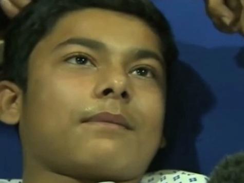 Watch: Child Survivor of Taliban Pakistani School Attacks Speaks