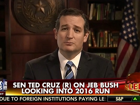 Cruz: Don't Listen to Consultant 'Cabal' and Pick Another Romney in 2016