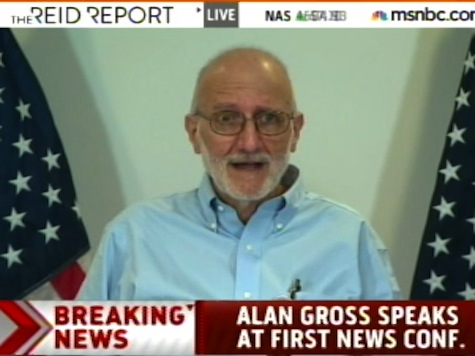 Freed Prisoner Alan Gross Slams 'Two Governments' Mutually Belligerent Policies'