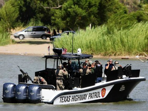 Shots Fired from Mexico to Harass Texas-US Law Enforcement