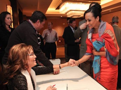 Sarah Palin Endorses Katrina Pierson