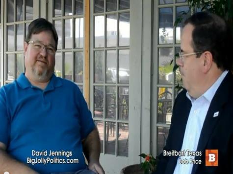 Texas Profile: 'Big Jolly' David Jennings