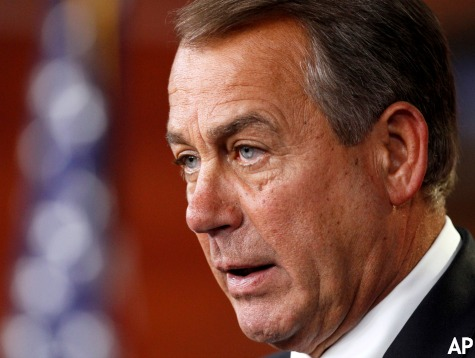 Speaker John Boehner: Obama's Border 'Monument' Impedes Critical Security