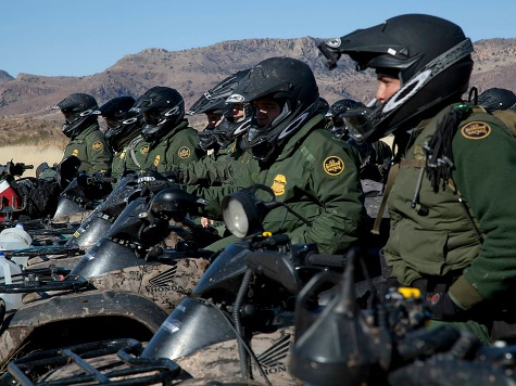 Border Patrol Agent Attacked and Almost Shot in Texas by Illegal Immigrant