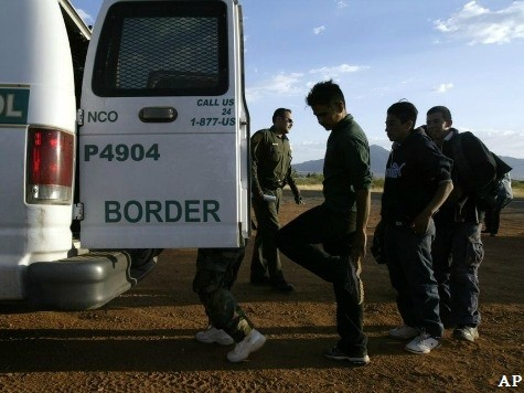 BREAKING: Border Patrol Sector to Release 500 Illegal Aliens Per Week into US