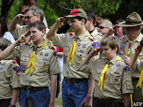 Texas Boy Scouts: BLM Eyeing Our Camp (Video)
