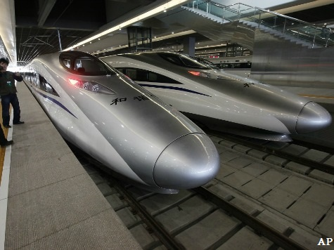 Texas Bullet Train Likely to Require Public Assistance