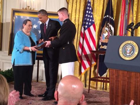 Texan WWII Veteran Posthumously Receives Medal of Honor