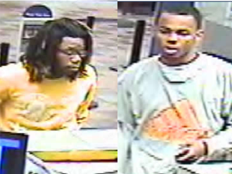 Reward Offered for Two Alleged Houston Bank Robbers