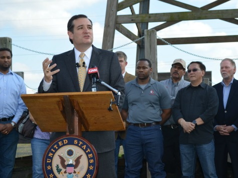 Sen. Cruz: The American Renaissance is Beginning