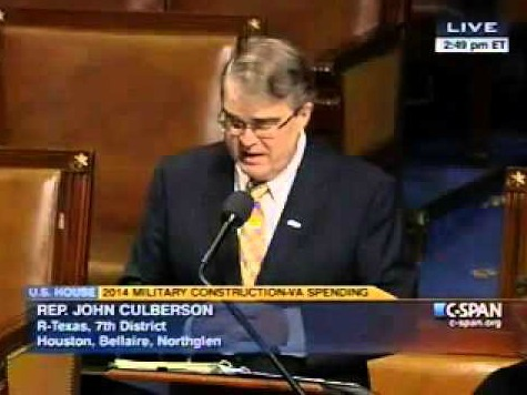 Congressman Culberson to Host Early Town Hall Meeting