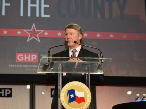 Harris County Judge Ed Emmett Sets Priorities for Texas' Largest County