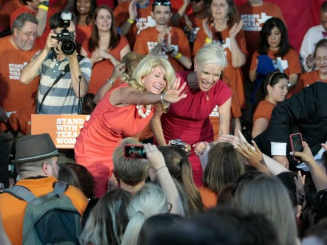 Wendy Davis Ducks Hypothetical Obama Offer of Campaign Support
