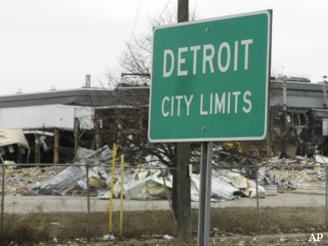 Texas Cities Should Learn From Bankrupt, Spendthrift Detroit