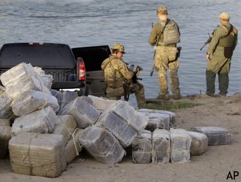 Mexican Drug Smugglers Taking Advantage of Texas Oil and Gas Boom