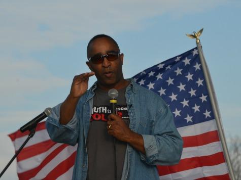 Texas 'Patriots for Freedom' Rally Draws Hundreds