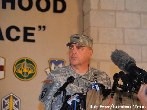 Ft. Hood Shooting Leaves 4 Dead, 16 Injured