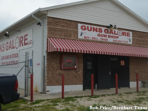 Fort Hood Shooters Allegedly Used Same Gun Store