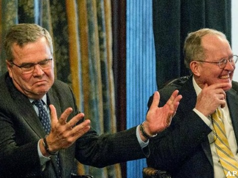 Jeb Bush and Hillary Clinton Talk Education 'Globalization' in Texas