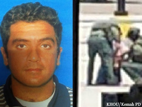 Texas Alleged Attempted Wal-Mart Bomber Collared