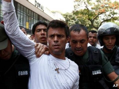 Ted Cruz Steps in to Support Jailed Venezuelan Opposition Leader