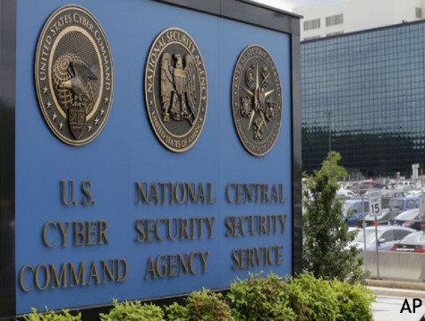 15-Year-Old Suspended for NSA Protest in Texas