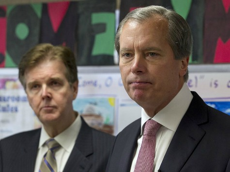 David Dewhurst Concedes Texas Republican Lt. Governor Nomination to Dan Patrick