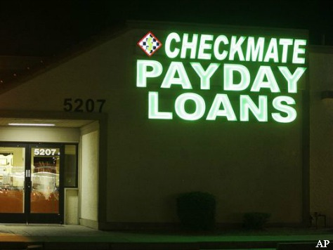 West Texas Cities Eye Payday Loan Regulations