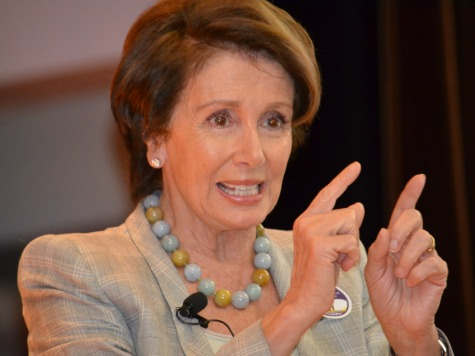 Nancy Pelosi Calls for 'Livable Wage' and More Paid Sick Leave in Houston