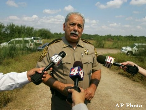 Texas Border Sheriff's Office Raided in Corruption Investigation