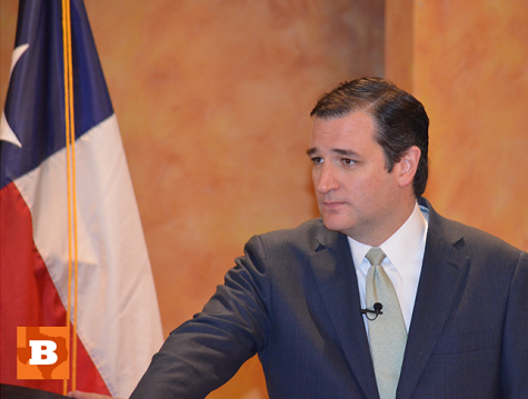 Ted Cruz Exclusive: BLM Needs to Be Reducing Land Claims (Audio)