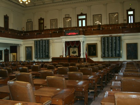 Texas Government Over-Spending and Over-Collecting Tax Dollars