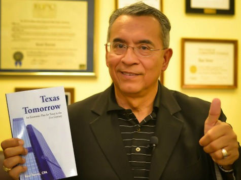 Comptroller Forum – Torres: Texas Going the Way of the Titanic