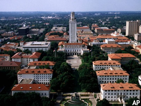 Texas Legislators and Their Sons: Favoritism at UT