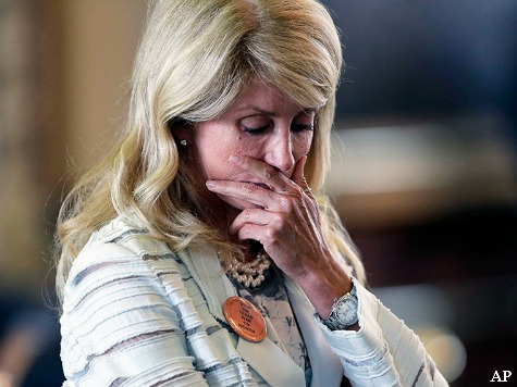 WaPo Writes Wendy Davis' Political Obituary