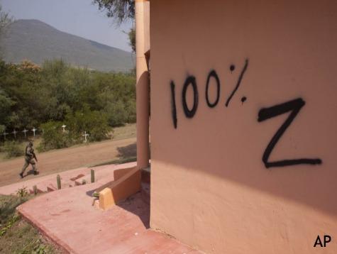 Founding Los Zetas Cartel Member Killed in Mexico