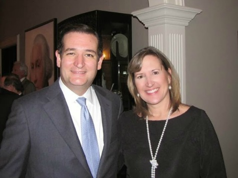 Sen. Cruz Endorses Konni Burton for Texas Senate