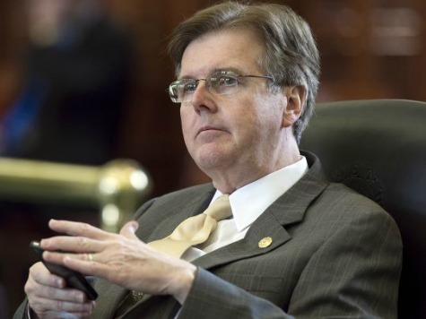 Dan Patrick Returns Fire on Patterson, Says Mother Offended