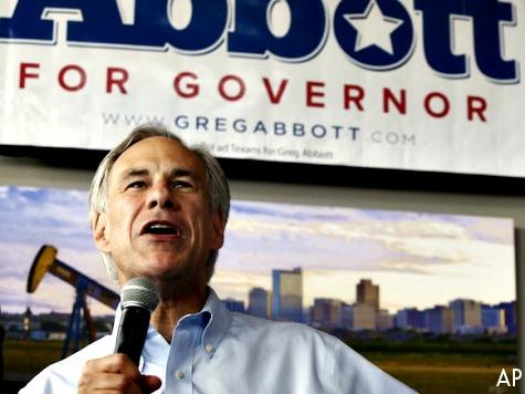 Greg Abbott Promises to Secure Texas-Mexico Border