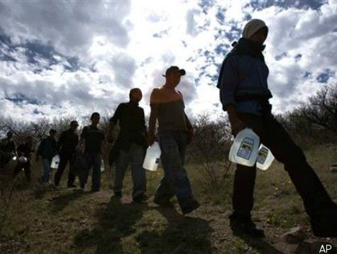 Rape, Death, and Police Pursuits Continue as Illegal Immigrants Flood Texas County *WARNING: GRAPHIC IMAGE*